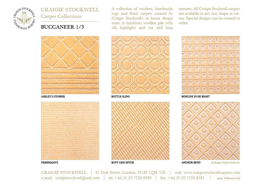 Catalogue Buccaneer