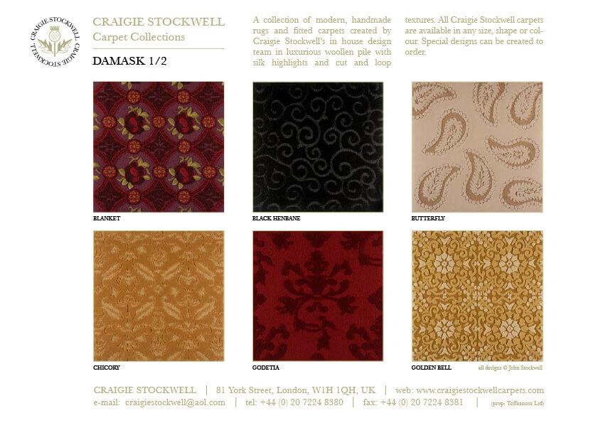 Catalogue-Damask