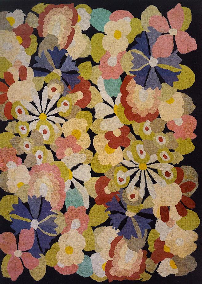 Floral Art Deco Design