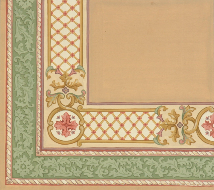 Borders Designs | Calke Abbey