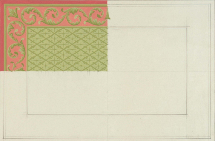Borders Designs | Gunby Hall