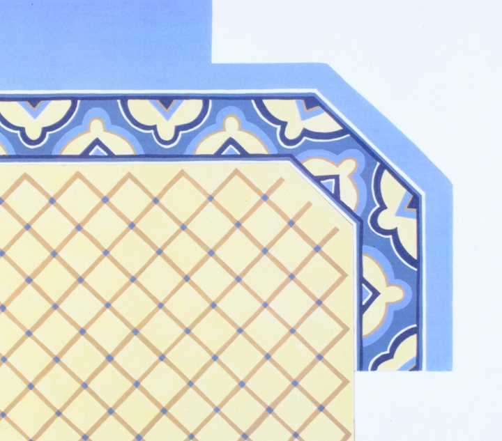 Borders Designs | Hall Place