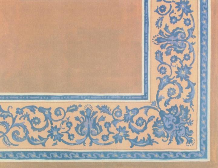 Borders Designs | Hartington Hall
