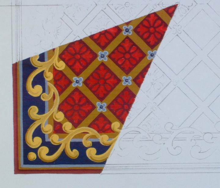 Borders Designs | Hindlip Hall