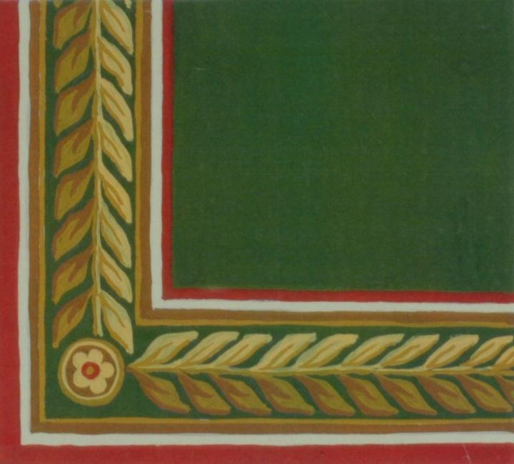 Borders Designs | Kiplin Hall