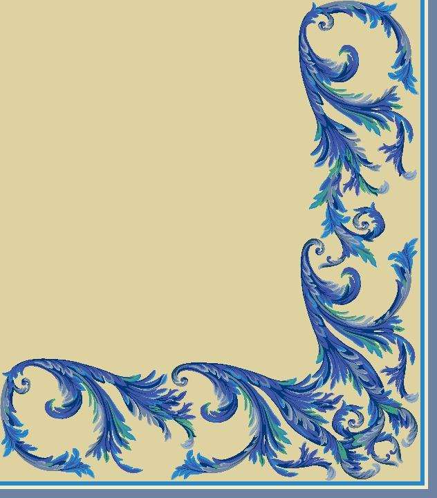 Borders Designs | Mozart