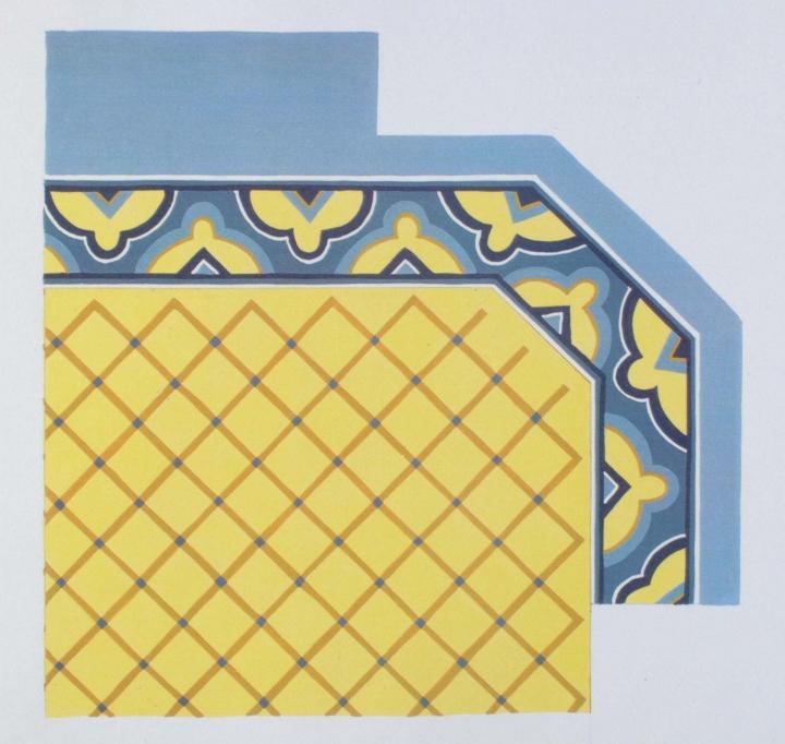 Borders Designs | New Hall Manor