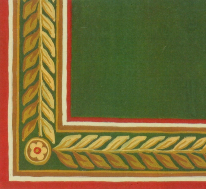 Borders Designs | Parwich Hall
