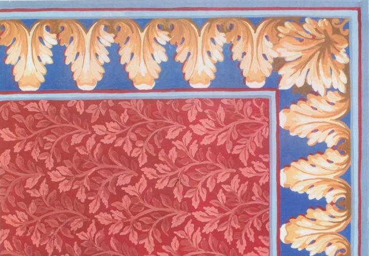 Borders Designs | Rushton Hall