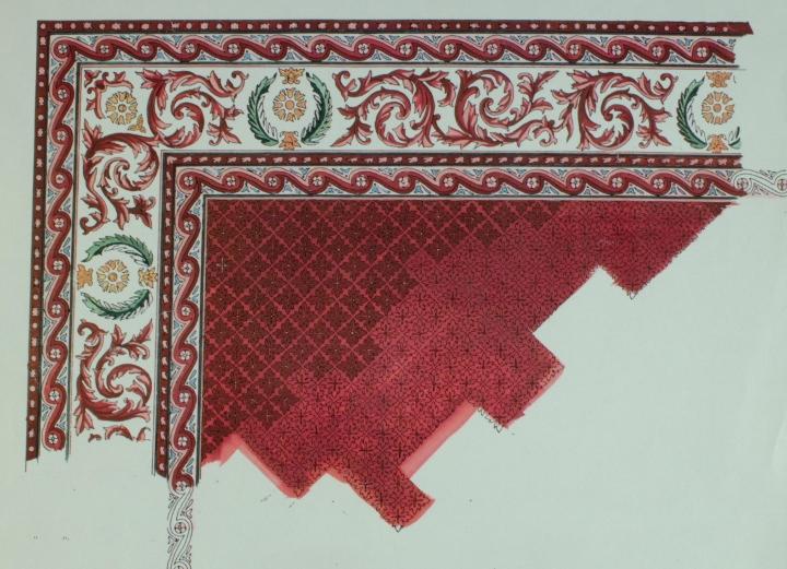 Borders Designs | Sowerby Hall