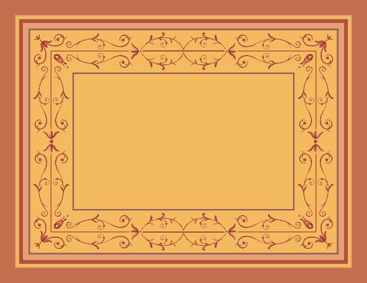Borders Designs | Trerice