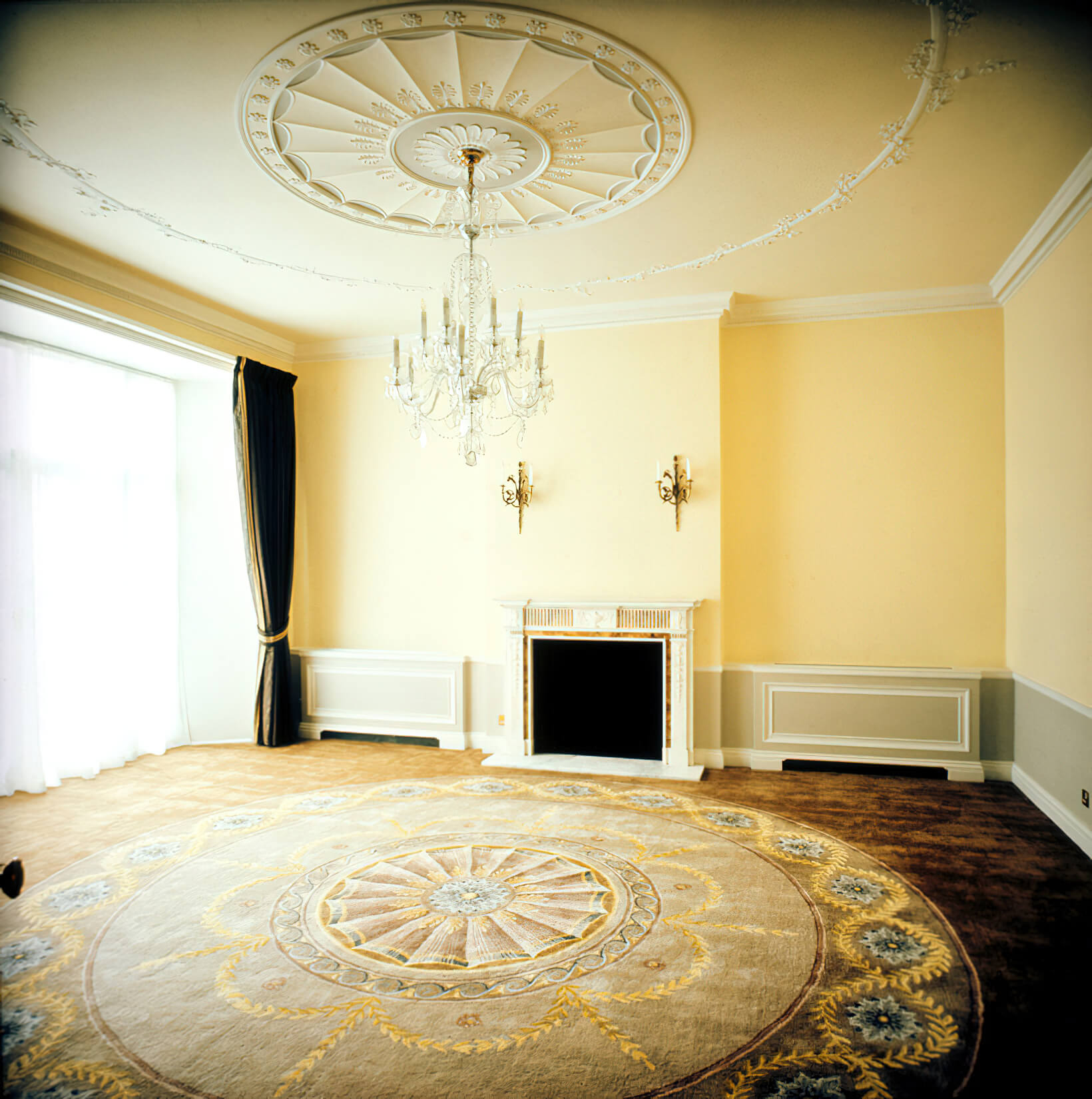 Carpet Design Reproduction