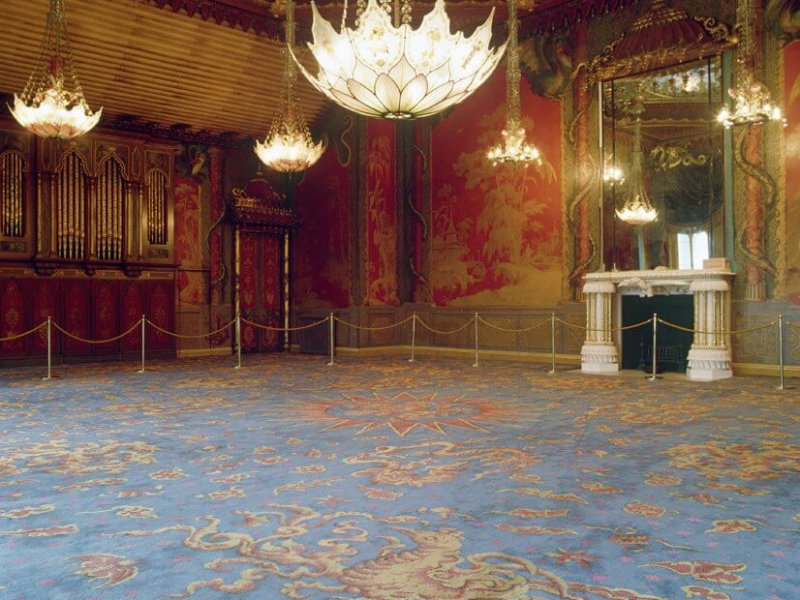 The Music Room at The Royal Pavillion