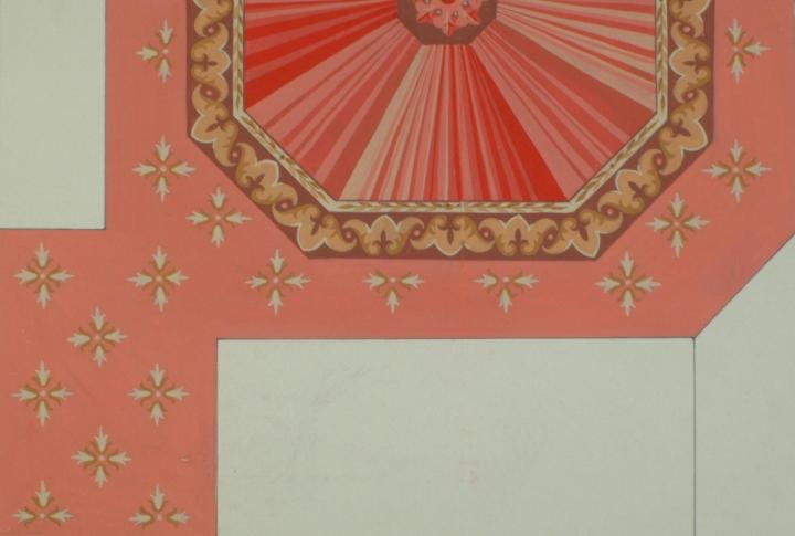 Circular and Shaped Designs | Melford Hall