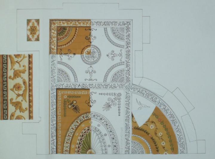 Circular and Shaped Designs | Westwood Manor