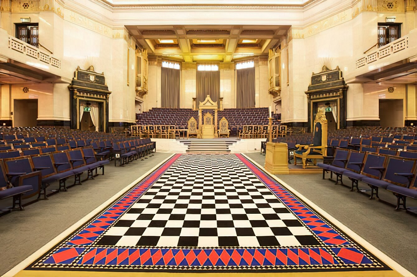 Grand Lodge Freemasons Hall London Craigie Stockwell