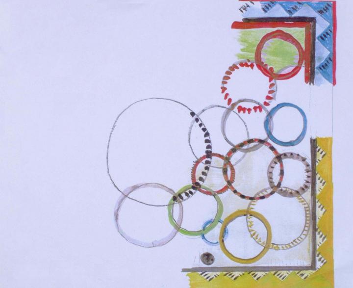 Modern Designs | Colour Swirls