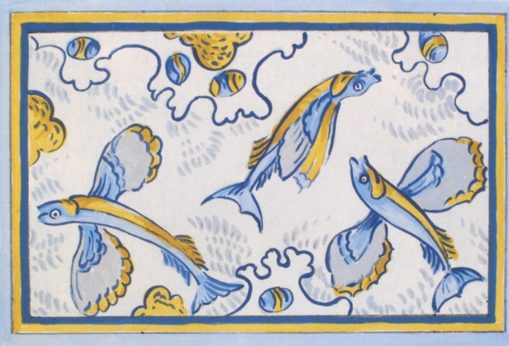 Modern Designs | Minoan Flying Fish 1