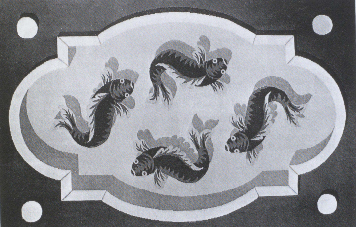 Modern Designs | Oriental Carp