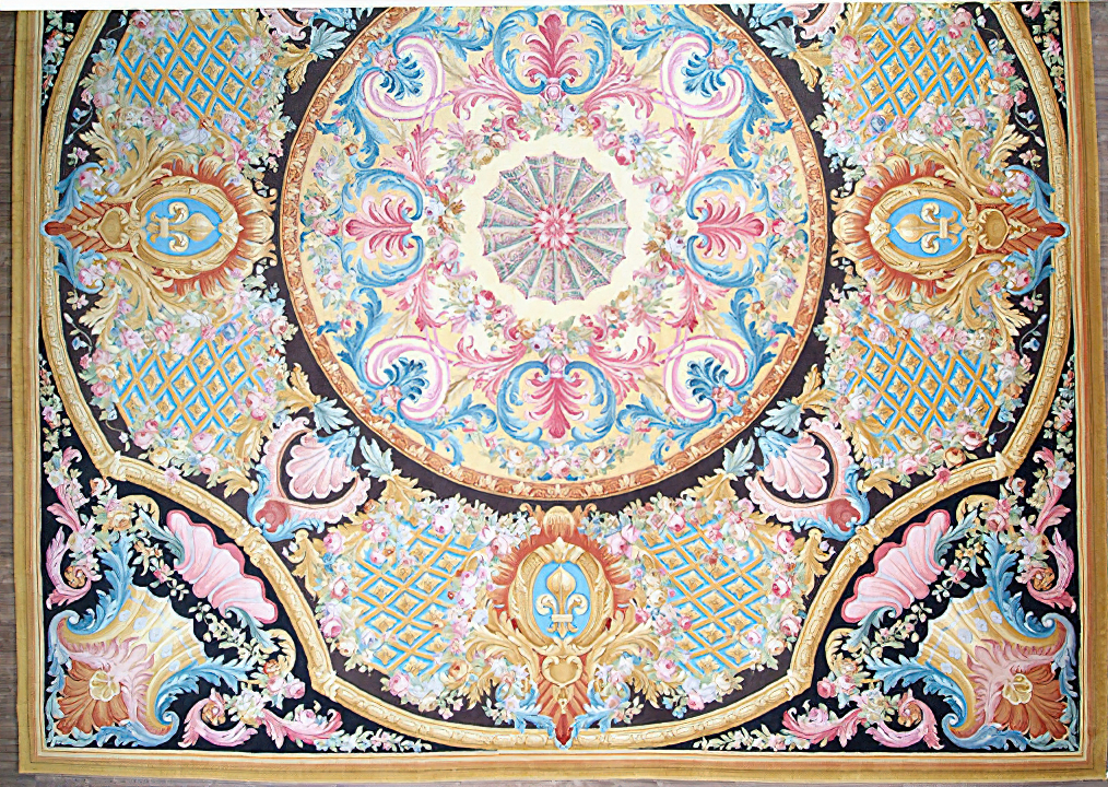 Savonnerie Carpet Craigie Stockwell
