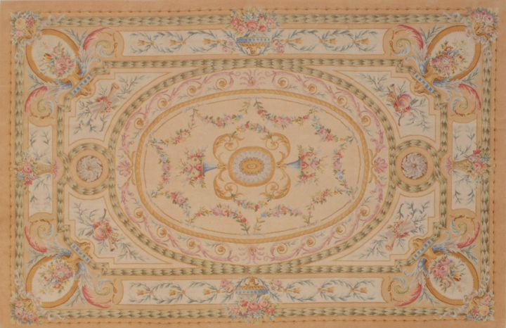 Savonnerie Designs | Holkham Hall