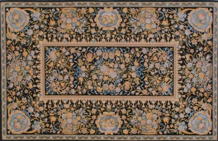 Savonnerie Designs | Kensington Palace