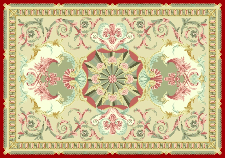 Savonnerie Designs | Lydford Gorge