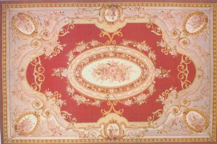 Savonnerie Designs | Ockwells Manor
