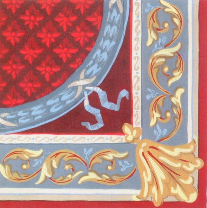 Scrolls Designs | Acton Court