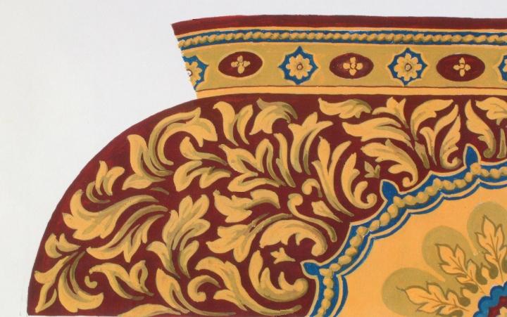 Scrolls Designs | Coleton Fishacre