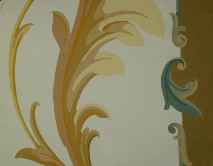 Scrolls Designs | Golden Parsonage