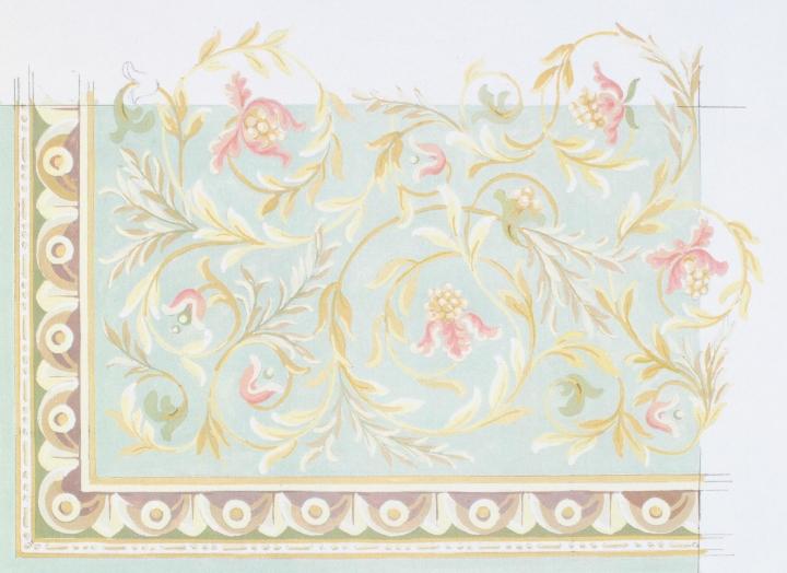 Scrolls Designs | Loseley Park 1