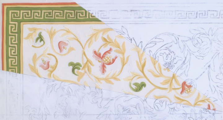 Scrolls Designs | Loseley Park 5