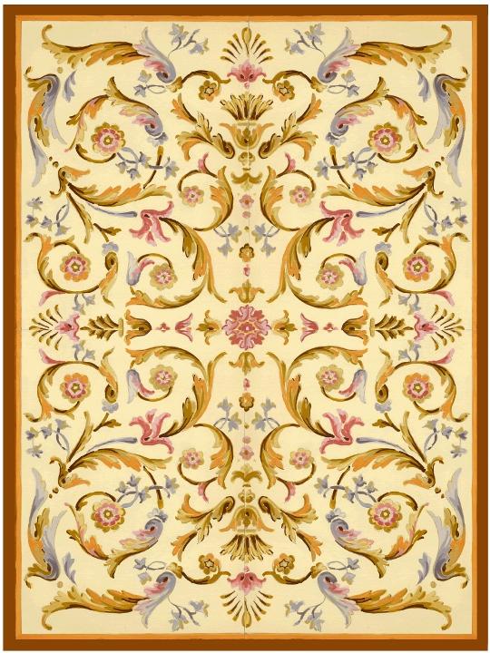 Scrolls Designs | Savoia 5