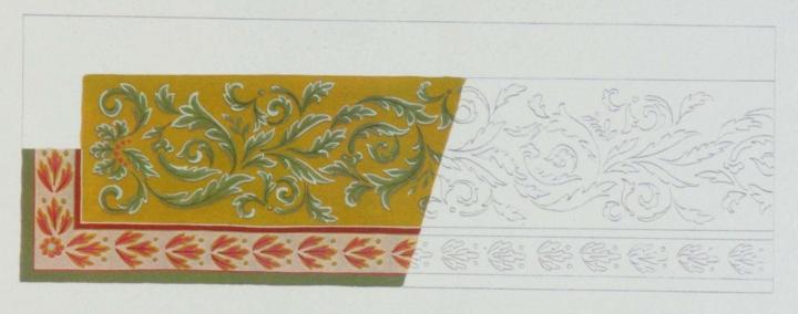 Scrolls Designs | Sewerby Hall 1