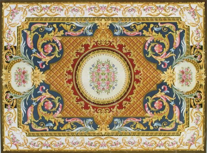 Scrolls Designs | Sudbury Hall 1