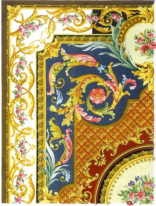 Scrolls Designs | Sudbury Hall