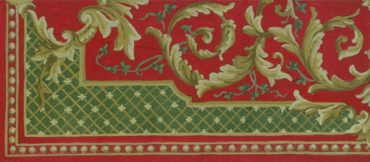 Scrolls Designs | Woburn Abbey