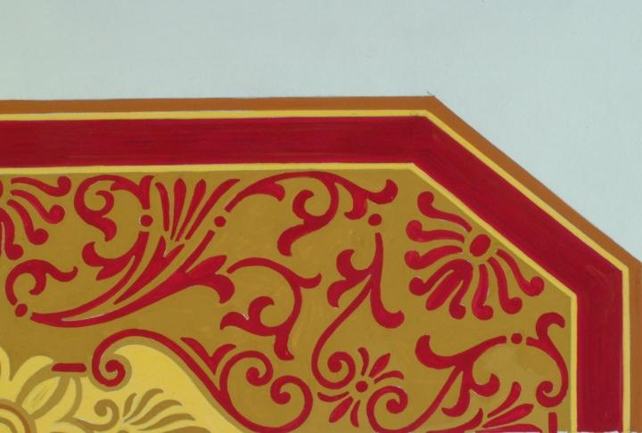 Scrolls Designs | Wokefield Park