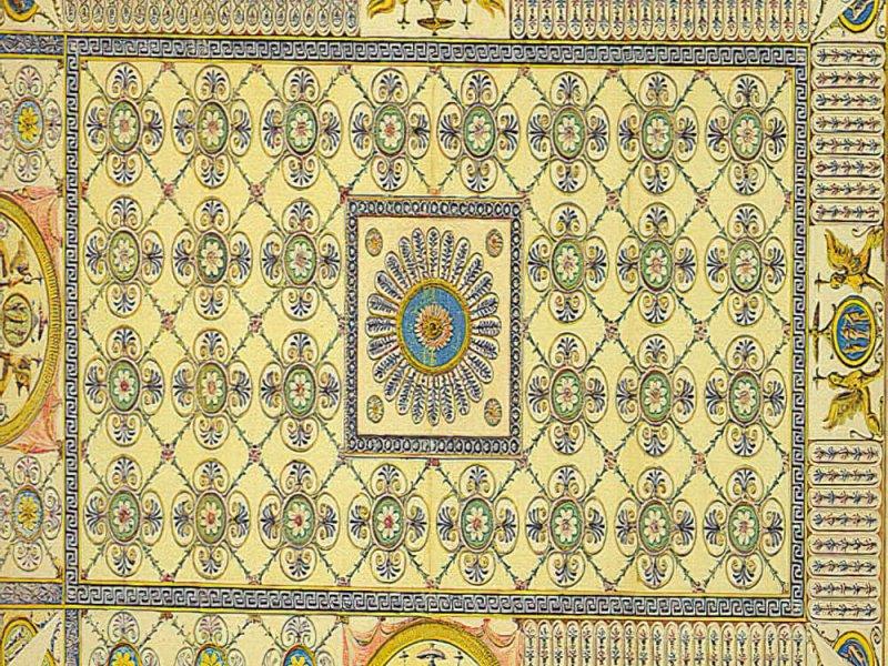 This Robert Adam Carpet