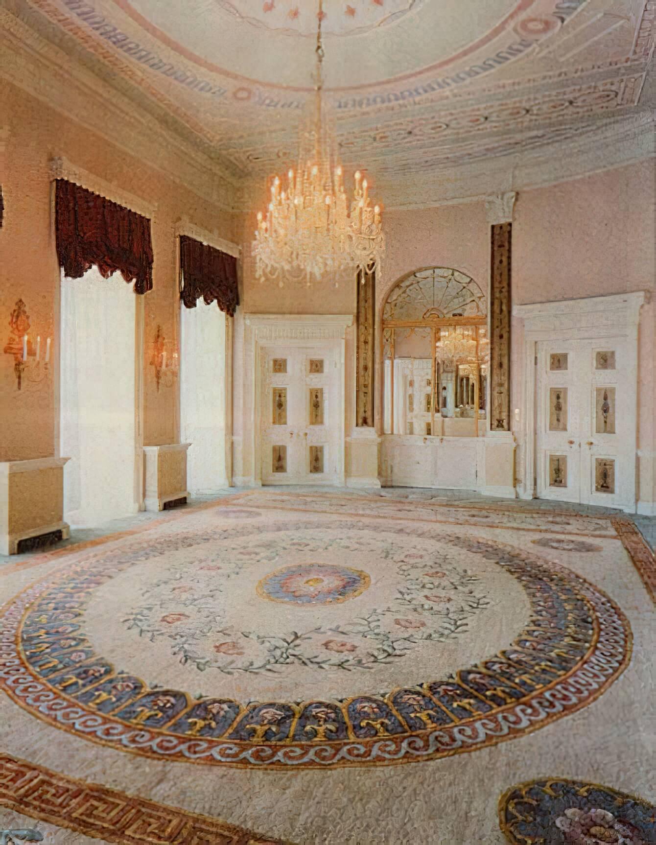 This Robert Adam rug