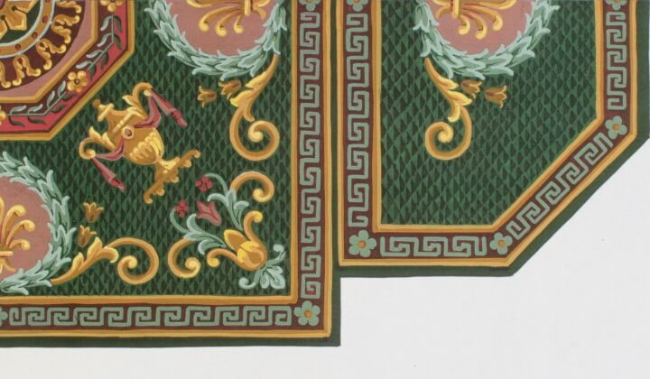 Traditional Designs | Bisham Abbey