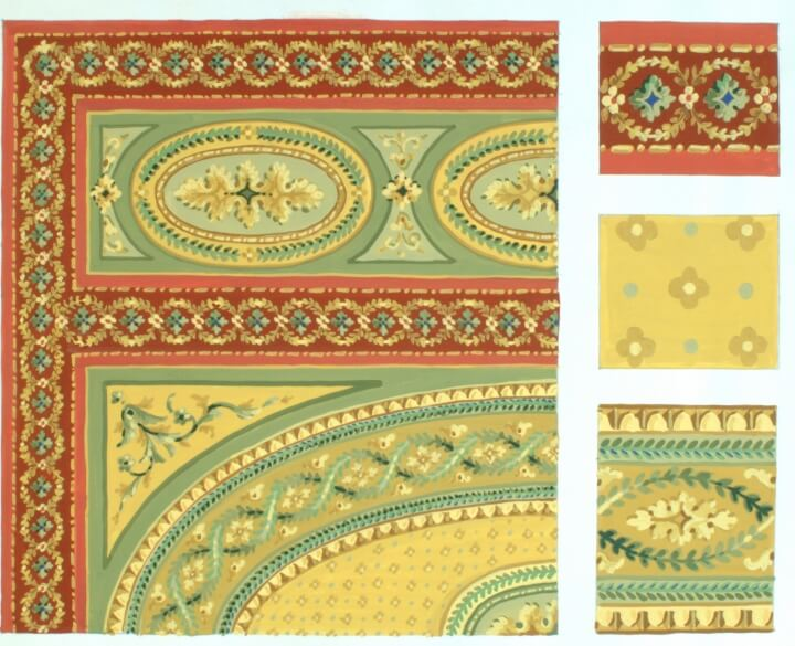 Traditional Designs | Forde Abbey