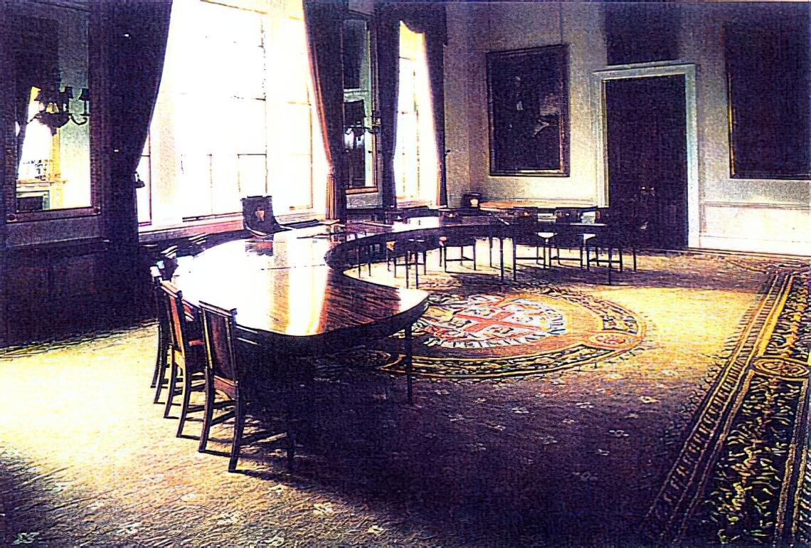 Trinity House Courtroom
