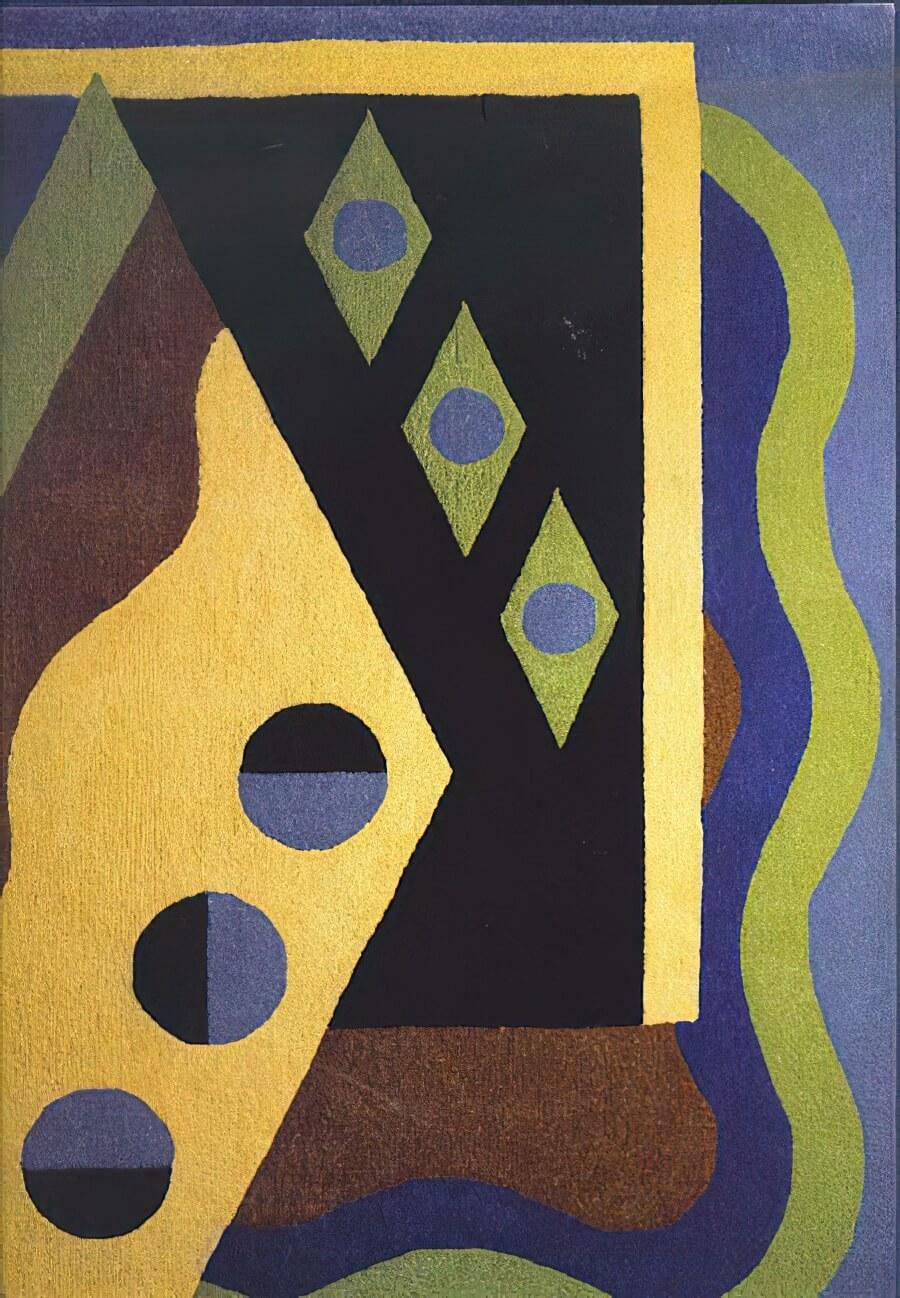 Typical Art Deco Design
