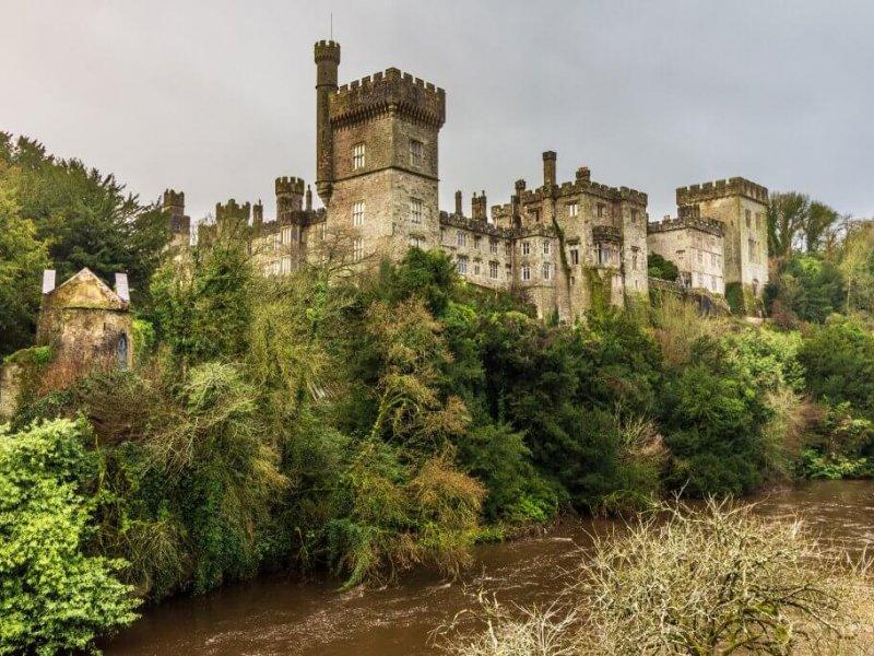 Замок Lismore Castle