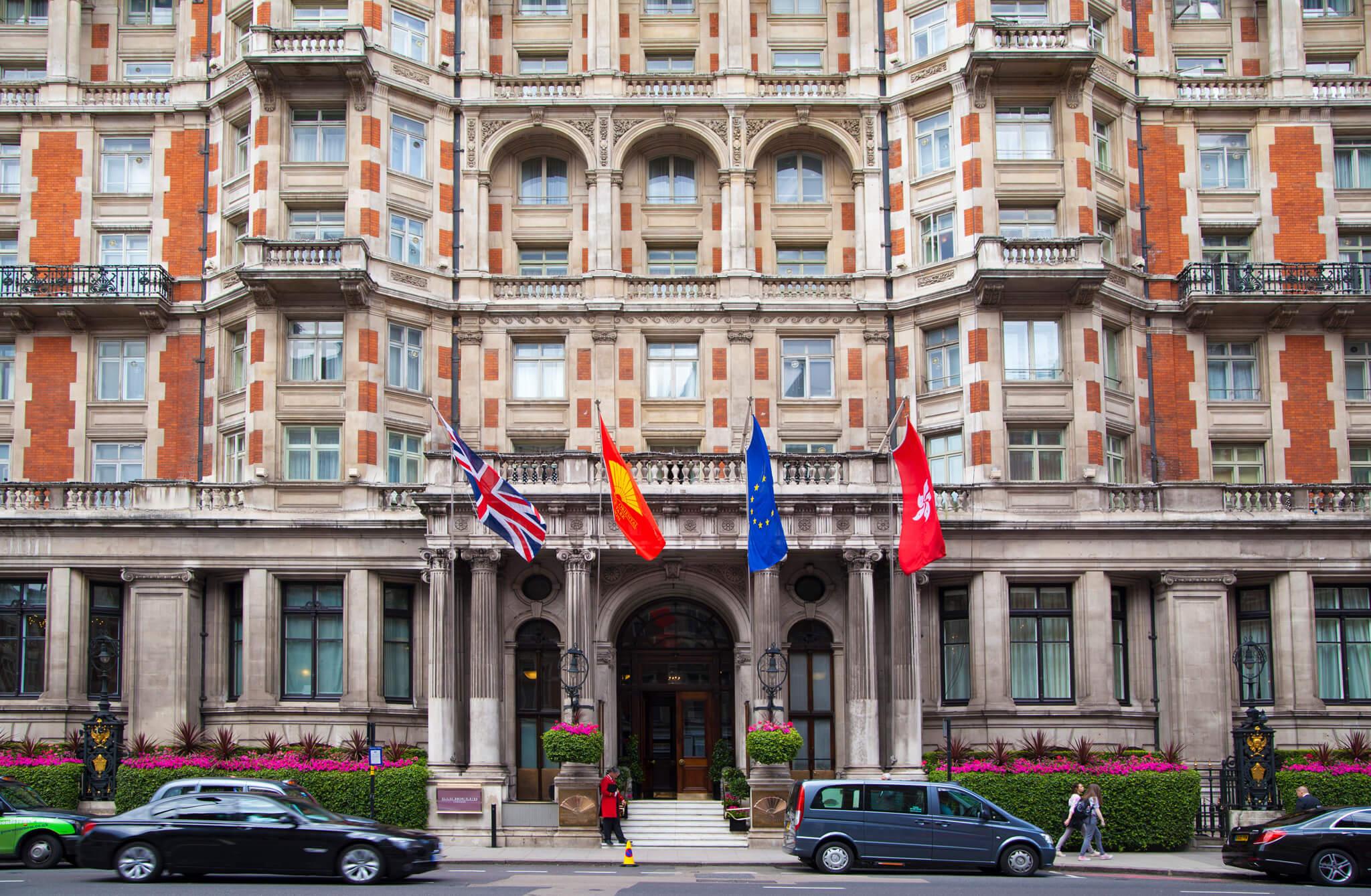 Лондонский отель